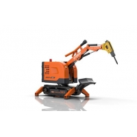 Buy cheap Fire 100m Remote Controlled Demolition Robot RXR-J150D from wholesalers