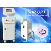 Wholesale Hair salon essential Permanent fast ipl shr hair removal machine with CE approved from china suppliers