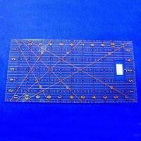 Wholesale 6 x 12-inch Ruler, Made of Acrylic from china suppliers