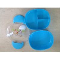 Wholesale Food Grade Bento Lunch Box Food Container ECO Friendly 15 * 13 * 8.5cm from china suppliers