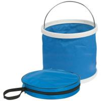 Wholesale Reusable 600D PVC Hand Held Shopping Baskets Waterproof For fishing from china suppliers
