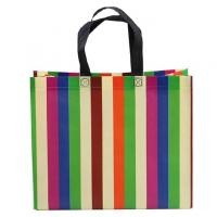 Buy cheap Polypropylene Non Woven Bags Recycled Earth Friendly Reusable Shopping Bags from wholesalers