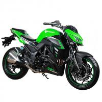 Buy cheap Air Cooled Street Sport Motorcycles Single Cylinder Wind Cooled E Start CDI from wholesalers