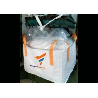 Wholesale PP Woven White Color Duffle YL 95x100B Bulk Bag /Big Bag for Ore/Agriculture  Fertilizer from china suppliers