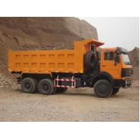 Wholesale Tipper lorry truck Beiben 6x4 dump truck 2634K for mining from china suppliers