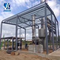 Light weight structural steel fabrication prefabricated steel structure