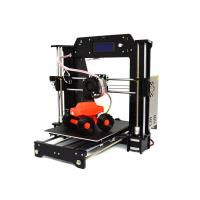 Wholesale Reprap Prusa I3 DIY Rapid Prototyping 3d Printer DC 24V / 15A High Printing Speed from china suppliers