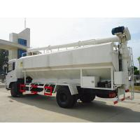 China hot sale Dongfeng Tianjin bulk feed vehicle(CLW5120ZSLD3), factory sale best price dongfeng tianjin 10tons feed truck on sale