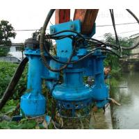 Wholesale Mining sewage water sand dredging submersible pump from china suppliers