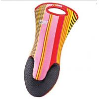 Quality Kitchen heat resistant neoprene oven mitt/ Non-slip printed long kitchen cooking for sale
