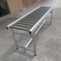 Wholesale Simplify Idler Portable Roller Conveyor , Mini Roller Conveyor Systems from china suppliers
