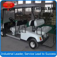 Wholesale 6 seater electric golf cart with best price from china suppliers