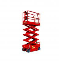 Wholesale 7.8M Electric Scissor Lift CE Certified Self Propelled Scissor Lift Long Life from china suppliers