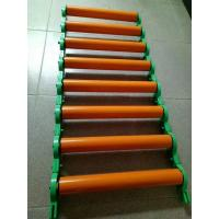 Buy cheap Industrial Adjustable Roller Conveyor Custom Size With High Toughness from wholesalers