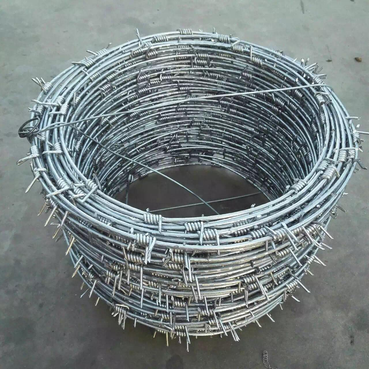 high tensile single twist barbed wire single strand high tensile ...