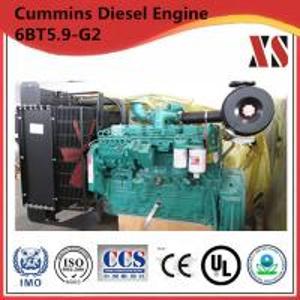 Cummins G-Drive engine 6BT5.9-G2