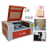 Wholesale High Precision Laser Etching Machine with Motorized Worktable from china suppliers