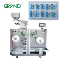 Wholesale Double Aluminum Strip Packaging Machine , Tablet Packing Machine NSL-260B from china suppliers