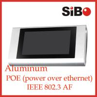 Embeded POE Touch Screens Aluminum Android Tablet