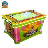 Quality Inddor Punch Ball Machine / Moveable Arcade Games Machines Footabll for sale