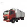 Buy cheap Sinotruk HOWO 45cbm freezer refrigerator 8x4 refrigerated truck 20 ton from wholesalers