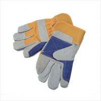 Wholesale Cow split welding gloves MWG011 from china suppliers