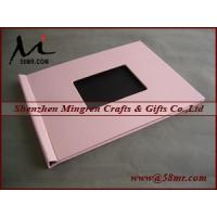 China 2016 Photo Album Book with Clamp System on sale
