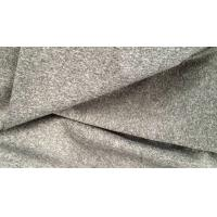 """Wholesale Thick Blackout Sports Apparel Melange Jersey Cationic Fabric 58"""" / 60"""" from china suppliers"""