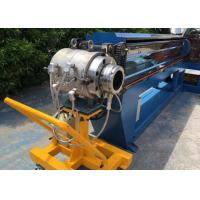 Wholesale High Efficiency Cable Sheathing Extrusion Line 1200KG/H from china suppliers