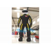 Quality Customized Cartoon Character Inflatables PVC Tarpaulin Materials For Display for sale