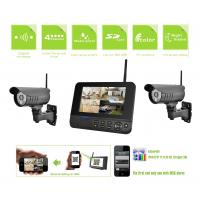 Home outdoor surveillance camera