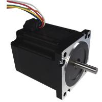 1 2 86mm 3 Phase Stepper Motor Square With Low High Speed 86bygh For Industrial Of