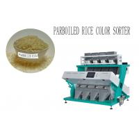 Wholesale 5400 Pixel Intelligent Industrial Sorting Machine , Parboiled Rice Colour Sorter Machine from china suppliers