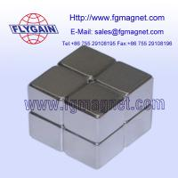 Wholesale N52 Grade Neodymium block magnet from china suppliers