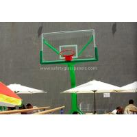 Wholesale Custom Acrylic Glass Basketball Backboard With Basketball Hoop And Board from china suppliers
