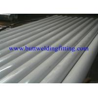 China TP304 TP316L Stainless Steel Seamless Pipe ASTM A511 SS Round Tube on sale