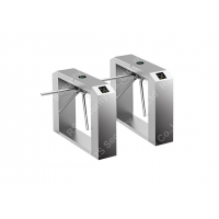 Wholesale Tripod Turnstiles Gates Waist Height Turnstiles Access Control Barrier from china suppliers