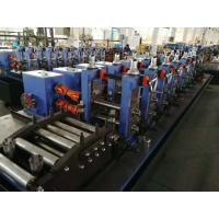 Wholesale Powerful Erw Pipe Manufacturing Machine / Continuous Production Tube Mill Line from china suppliers
