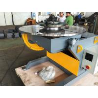 Buy cheap Automatic Tilting Pipe Welding Positioners For Elbow Pipe / Workpiece 5 Ton 10 from wholesalers