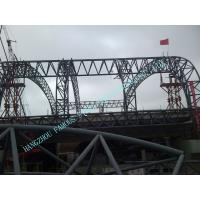 Buy cheap Customized Prefabricated Pipe Metal Truss Buildings Grandstands And Sports from wholesalers