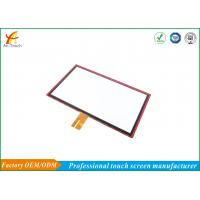 China 10 Points Touch Projected Capacitive Touch Screen , Lcd Capacitive Touchscreen on sale