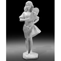 Wholesale High quality polish white marble statue sculpture for exhibition,stone carving supplier from china suppliers