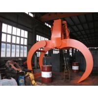 Wholesale Deck Grane Electro Hydraulic Grabs / Timber Grab For Logs and Wood Large Capacity from china suppliers