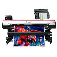 Buy cheap 6.2 Feet Wide Format Indoor Printing Machine , Digital Printing Machine 4 Colors from wholesalers