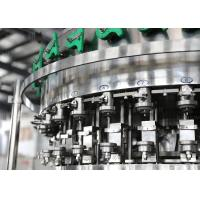 Wholesale 9000 cans / hour (300ml) PET can Aluminum Can Filling Machine for carbonated drinks from china suppliers