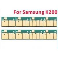 China Newest and best quality resettable  chip for samsung k200 on sale