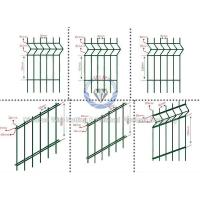 8 gauge PVC epoxy coated welded wire mesh/2x2 galvanized welded wire mesh for fence panel