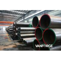 Wholesale EN10216-3 690QH Round Seamless Alloy Steel Pipe Heavy Duty High Toughnesss from china suppliers