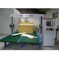 Flexible Foam Shape Oscillating Blade Cutter For Rebond , Composite Foam