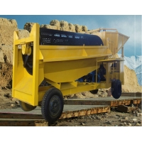Wholesale Portable Placer Gold Trommel Screen Washing Plant from china suppliers